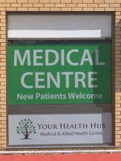 your health hub window sign in tasmania