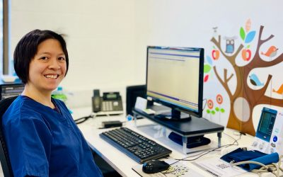 Welcome Dr Amy Lim
